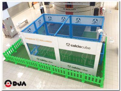 Calcio Cube