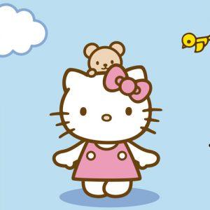 Festa a tema Hello Kitty