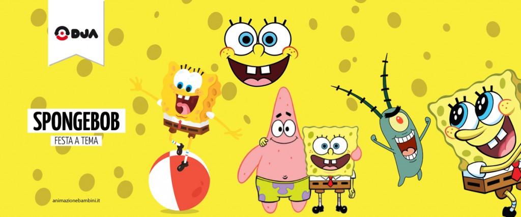 Festa a tema Spongebob