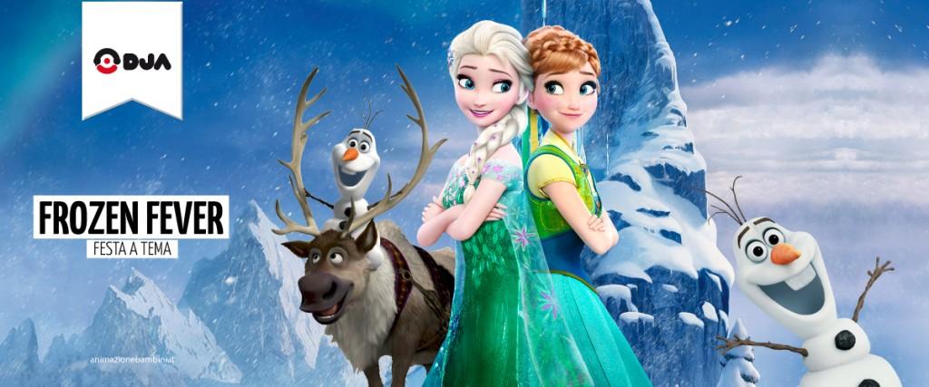 festa tema frozen fever