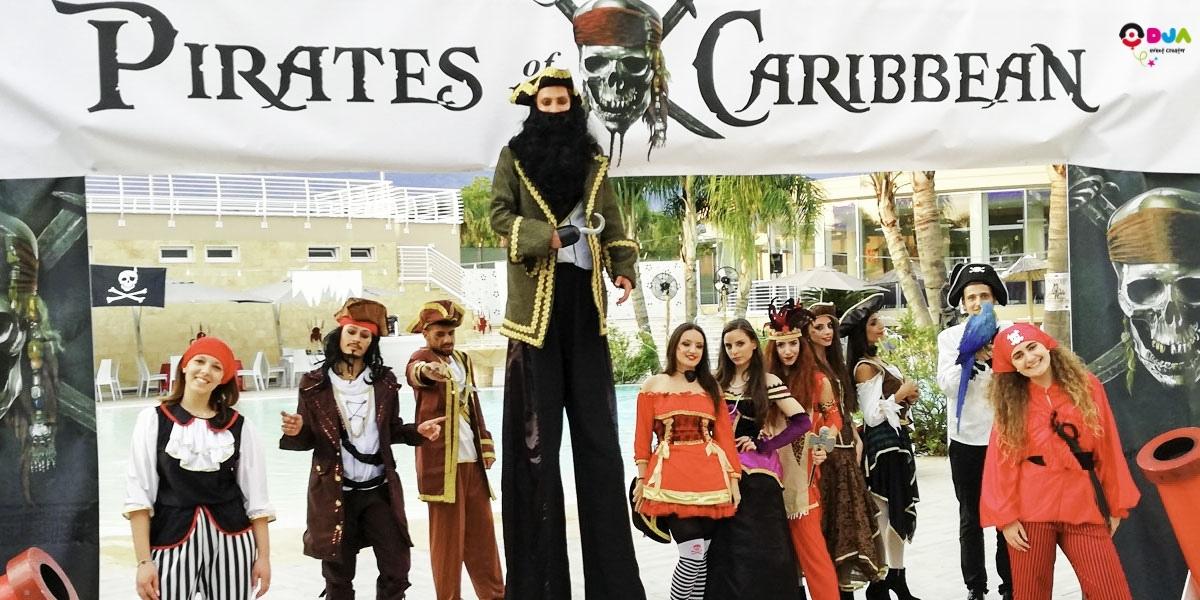 Mini Musical Pirata dei Caraibi comunione