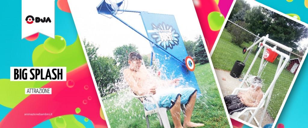 big splash gioco