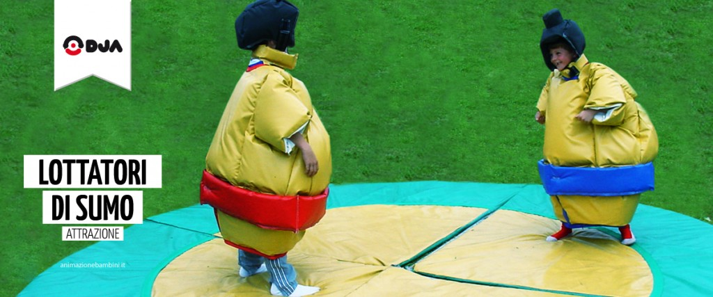 gioco lottatori di sumo