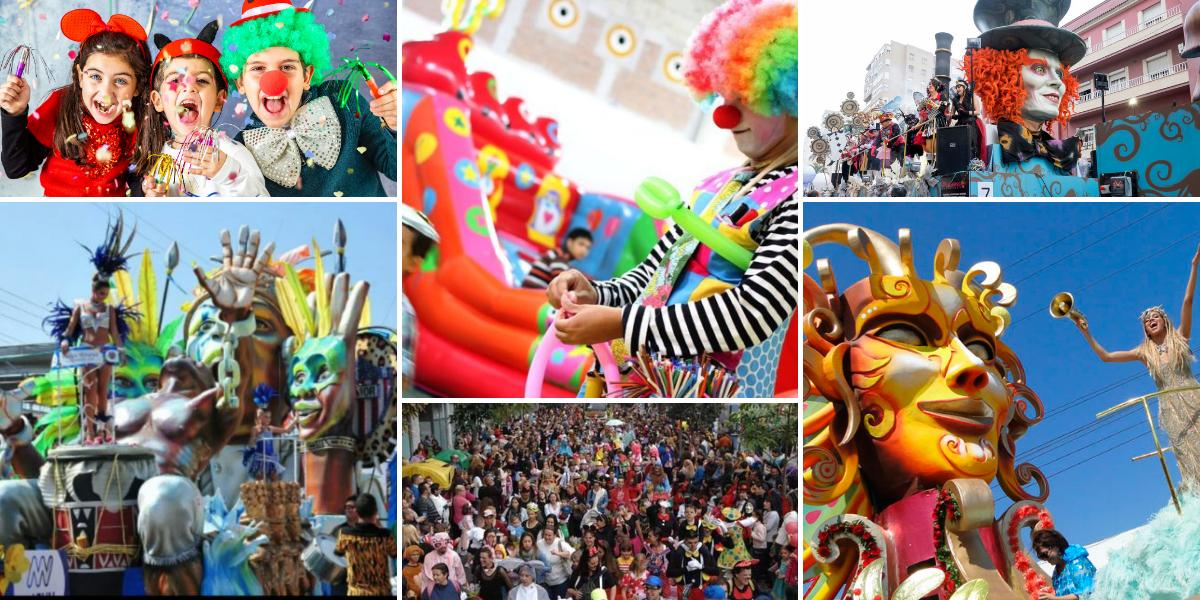 organizzazione festa carnevale