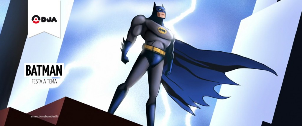 Festa a tema Batman