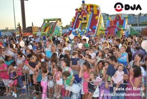 Festa dei Bimbi Mc Donalds