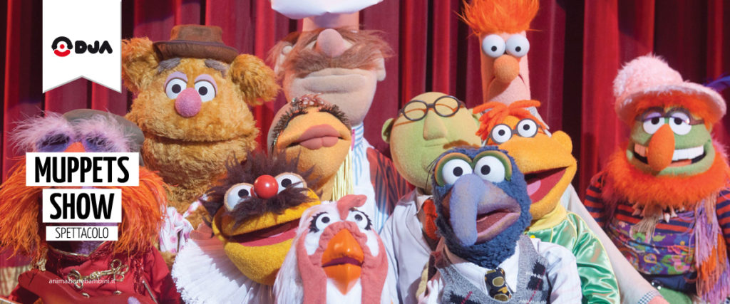 spettacolo muppets
