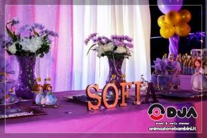 festa di compleanno Principessa Sofia