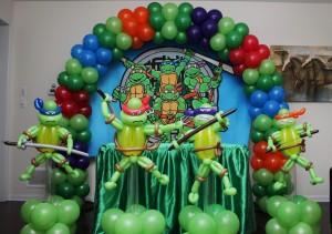 festa di compleanno tartarughe ninja