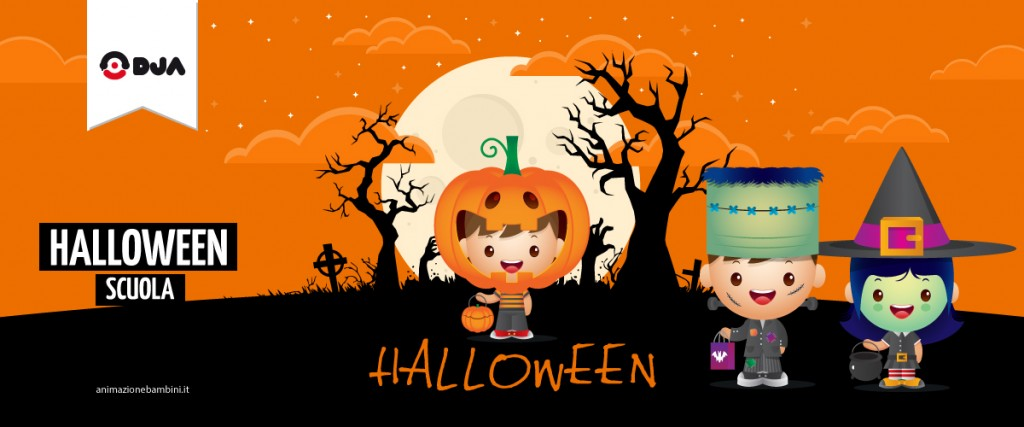 festa di halloween per scuole
