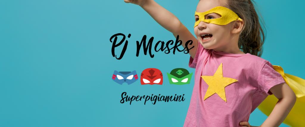 festa a tema pj masks super pigiamini