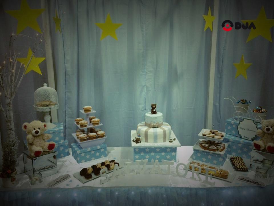 Ben noto Sweet Table per feste a tema, comunione, battesimo ed eventi aziendali LI83