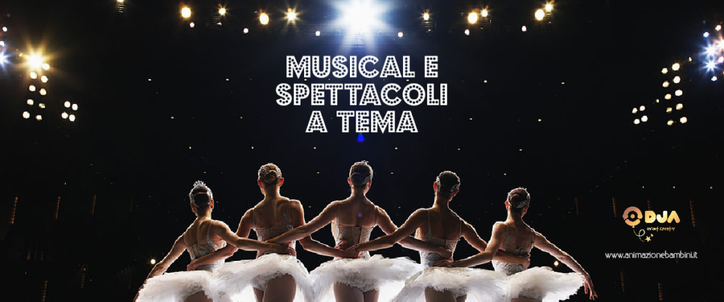 spettacolo musical a tema