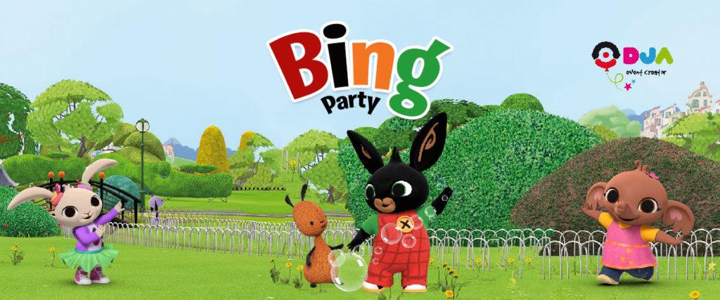 bing party festa