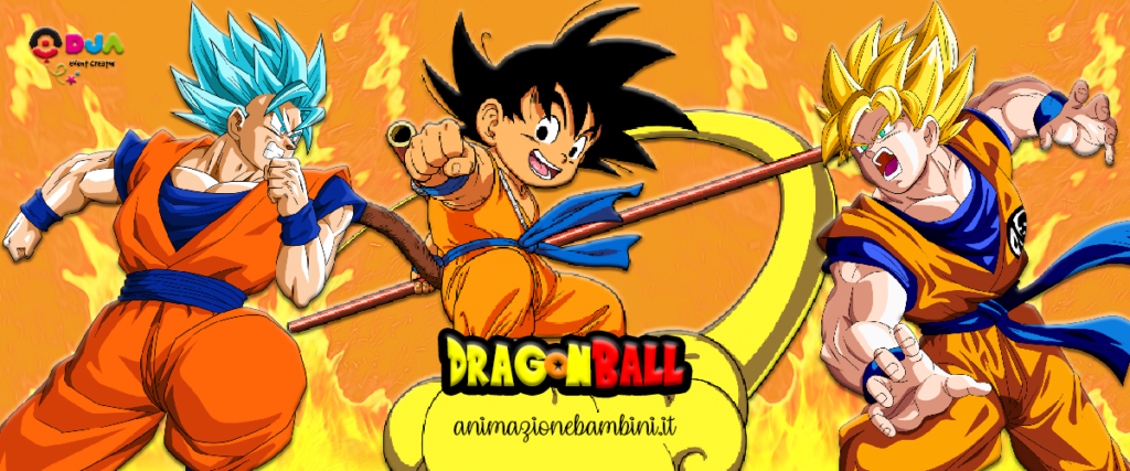 festa a tema dragon ball