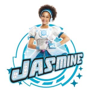 festa tema Miracle tunes Jasmine