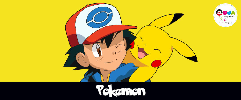 festa a tema pokemon