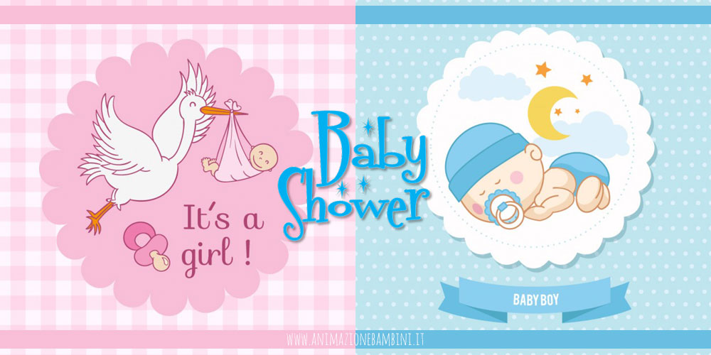 baby shower festa mamme