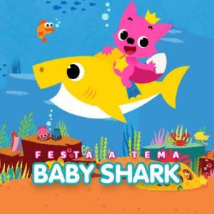 festa a tema baby shark