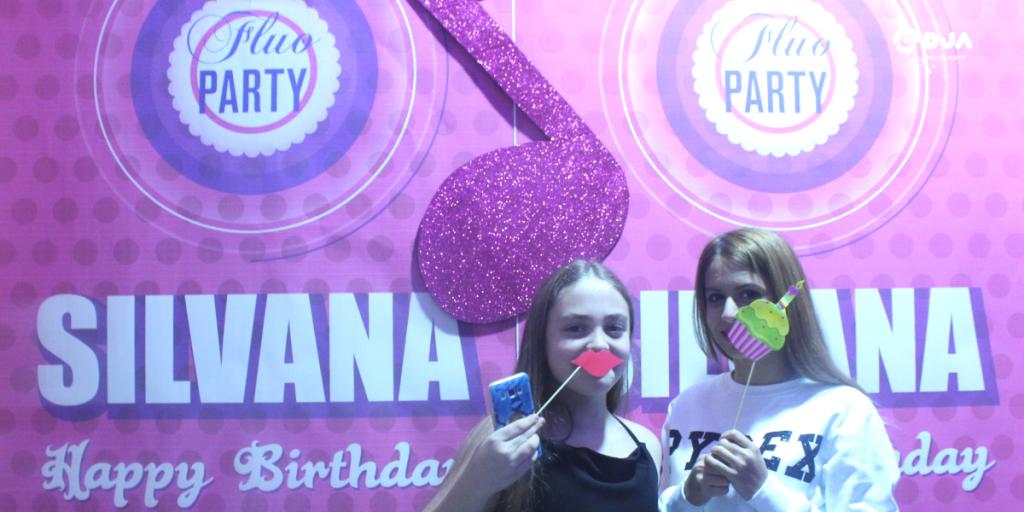 compleanno silvana tema disco party