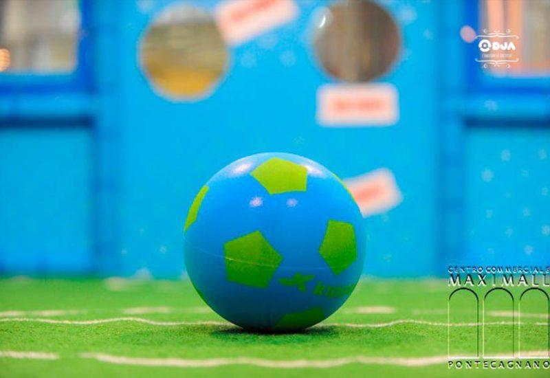 calcio cube intrattenimento