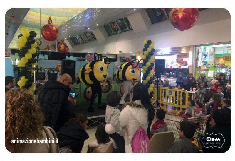 tour la casa delle api centro commerciale