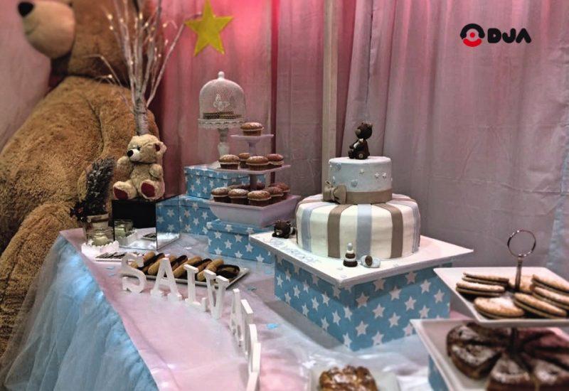 compleanno a tema orsetti torta