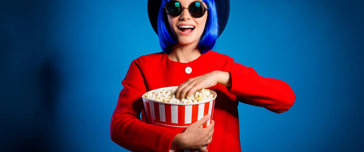 carrettini degustazione popcorn