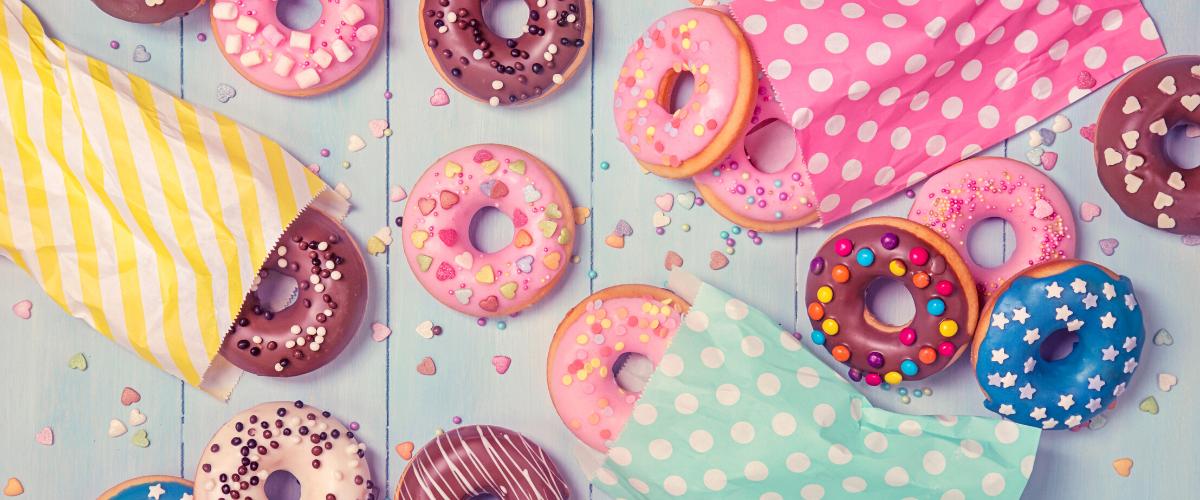 carrettini degustazione donuts