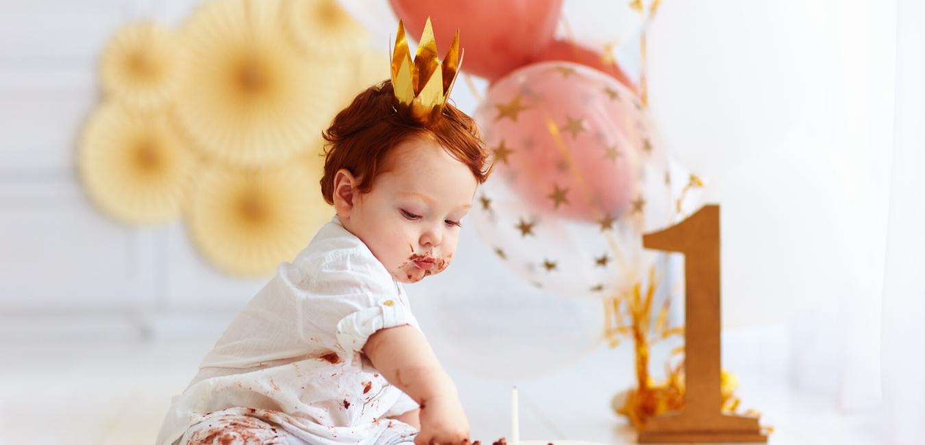 animazione primo compleanno