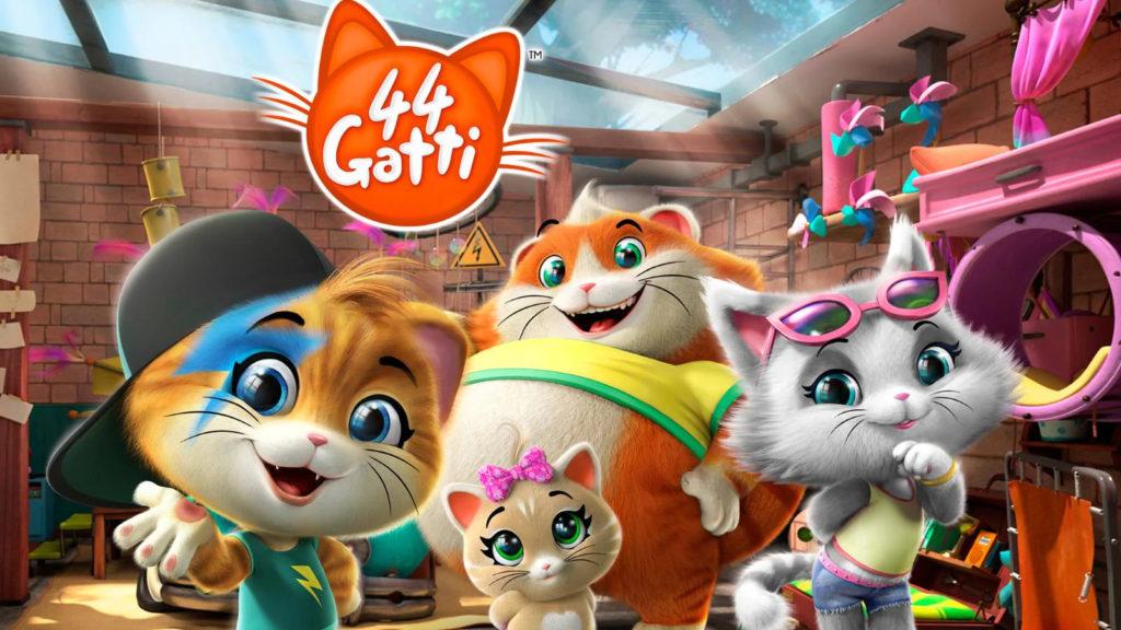 44 gatti seconda stagione