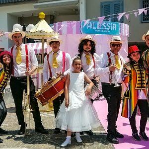 Accoglienza Banda Musicale