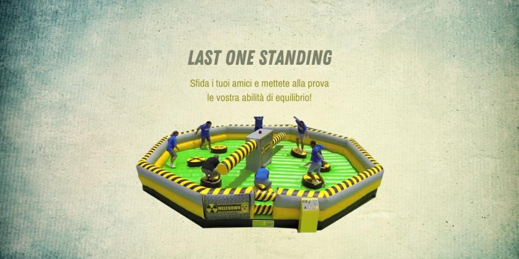 nolaggio last one standing napoli
